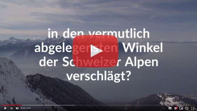 Promovideo - Ennethürbi - Ein Jahr unter Schweizern - Bastian Richter